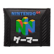 Wallet Nintendo 64 Controller Bi-fold mw6sfbntn