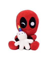 Plush Marvel Deadpool with Unicorn Phunny kr15199