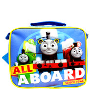 Lunch Bag Thomas The Tank Engine All a Board Blue TECF04
