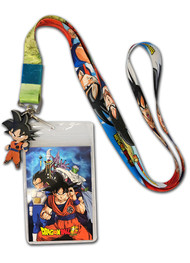 Lanyard Dragon Ball Z Son Goku ge37928