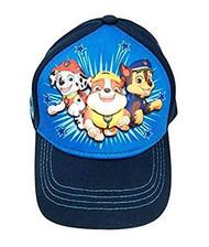 Baseball Cap Paw Patrol Blue Team Star 3D Pop-Up 382008