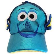 Baseball Cap Disney Finding Dory Dory Face Blue Kids 260382