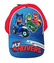 Baseball Cap PJ Mask Rovers Red/Blue Team Kids 383814