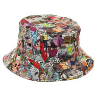 Bucket Hat Rick and Morty All Over Print ob6p9aric