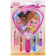 Beauty Accessories Fancy Nancy Mirror w/4 Lip Balms FN0012GA