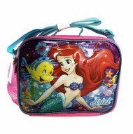 Lunch Bag Little Mermaid Ariel Pink Kit Case 005009-2