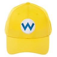 Baseball Cap Super Mario Wario Flex Fit Cap bx7qvesmb