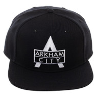 Baseball Cap Arkham City Black Snapback sb7dx0btm