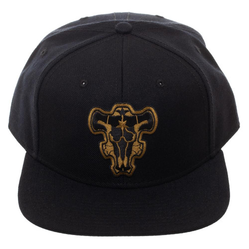 Baseball Cap Black Clover Crests Black Snapback sb6vy3cru - Hobby Hunters 464bcdaeaac