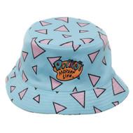 Bucket Hat Rocko's Modern Life Reversible ob6kgdrml