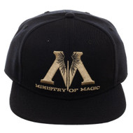 Baseball Cap Harry Potter Ministry of Magic Snapback sb7dwwhpt