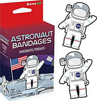 Bandages Gamago NASA 18Pcs SF1752