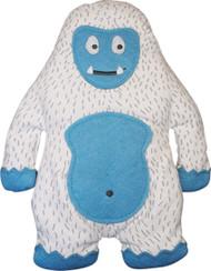 Pillow Heatable Gamago Yeti White/Blue SF1705