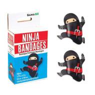 Bandages Gamago Ninja 18Pcs LA1433