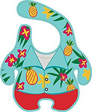 Baby Bib Gamago Hawaiian Shirt SF1743
