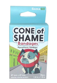 Bandages Gamago Cone of Shame 18Pcs LA1615