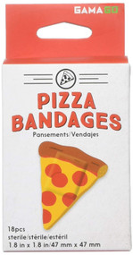 Bandages Gamago Pizza 18Pcs LA1632