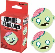 Bandages Gamago Zombie 18Pcs LA1609
