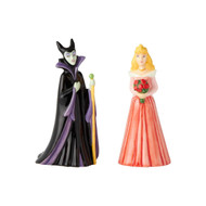 Salt & Paper Shaker Disney Sleeping Beauty Ceramic New 6001016