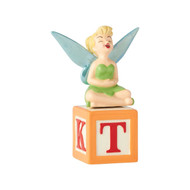 Salt & Paper Shaker Disney Tinker Bell Ceramic New 6001014
