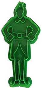 Cookie Cutter Elf The Movie Buddy Stance Green 15823