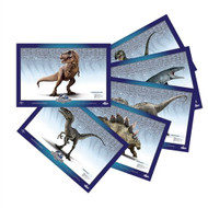 Lithograph Jurassic World Litho Set 1 Dinos 408844
