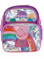 Small Backpack Peppa Pig Team Peppa Pink 191928