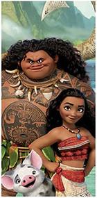 Towel Disney Maui Moana Pua 207679