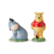Salt & Paper Shaker Disney Pooh and Eeyore New 6002272