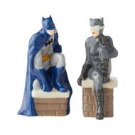 Salt & Paper Shaker DC Comics Batman and Catwoman New 6003735