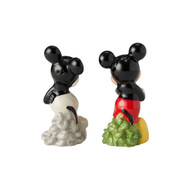 Salt & Paper Shaker Disney Mickey Then and Now New 6002271