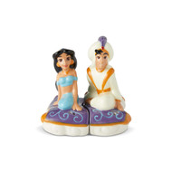 Salt & Paper Shaker Disney Aladdin and Jasmine New 6002269
