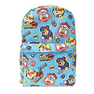 """Backpack Paw Patrol Team Players All Over Print 16"""" 129989-2"""