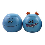 Salt & Pepper Shaker Set Rick and Morty Mr. Meeseeks sps-rm-mesek