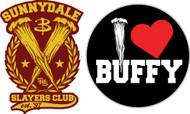 Pin Buffy The Vampire Slayer Slayers Heart Set of 2 pin2-buff-shrt