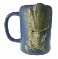 Molded Mug Marvel Groot 3D Sculpted Ceramic Cup 24oz momg-gog-groot