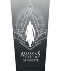 Pint Glass Assassins Creed Syndicate Grey 16oz gls-ac-grey