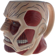 Molded Mug Attack on Titan Colossal Titan mcmg-aot-titan
