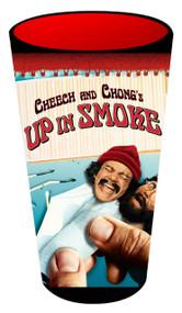Pint Glass Cheech & Chong Up In Smoke gcm-cc-roll