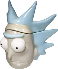 Molded Mug Rick & Morty Rick 3D Ceramic Cup mcmg-rm-rick