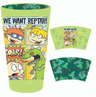 Pint Glass Rugrats We Want Peptar 16oz gls-nick-rgwr