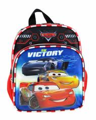 """Mini Backpack Disney Cars Top Engine 10"""" 008642"""