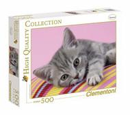 Puzzle Creative Toys Grey Kitten 500pcs 30362