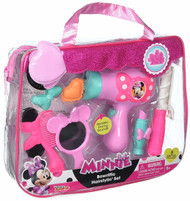 Beauty Accessories Minnie Mouse Bow-Tique Bowriffic Hairstylin' Set 88070