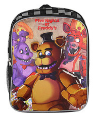 Backpack Five Night at Freddy's w/Side Mesh Pockets  166919