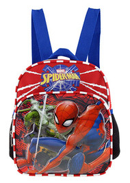 Mini backpack Marvel Spiderman Red & Blue  001124