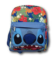 Small Backpack Lilo and Stitch Stitch Face 124540-2