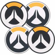Coasters Overwatch Logo 4-pack j8917