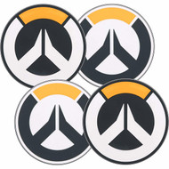 Coasters Overwatch Logo 4-pack j8917