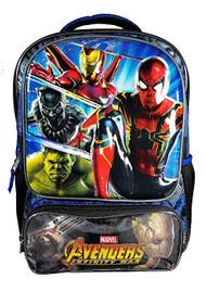 """Backpack Marvel Avengers Infinity War 16"""" 192404"""